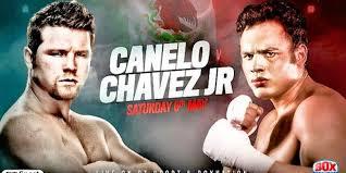 ¿Por qué la Canelo vs. Chávez Jr. no será la pelea delaño?